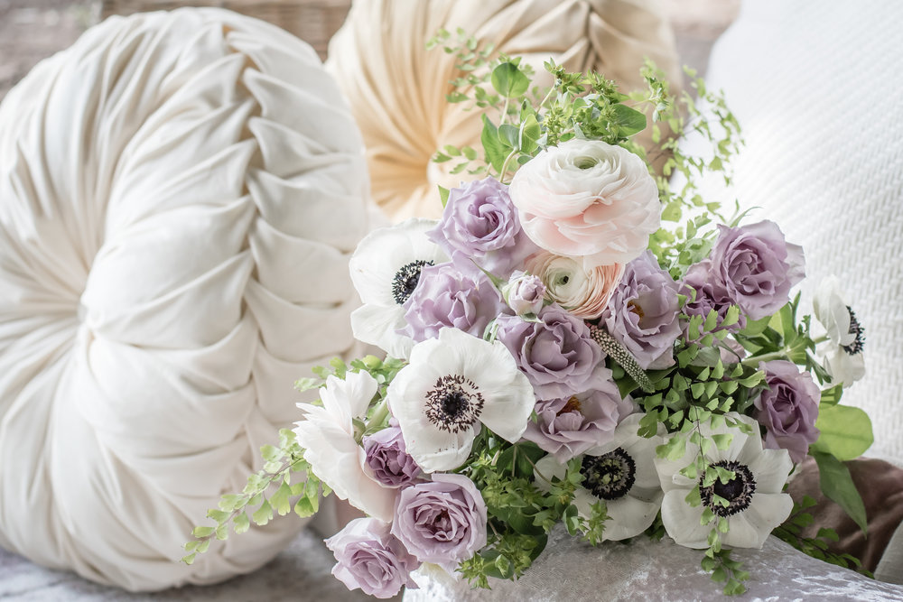 whimsical flower bouquet inspiration