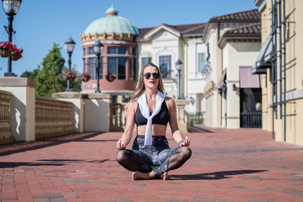 yoga photography Orlando photographer Yanitza Ninett