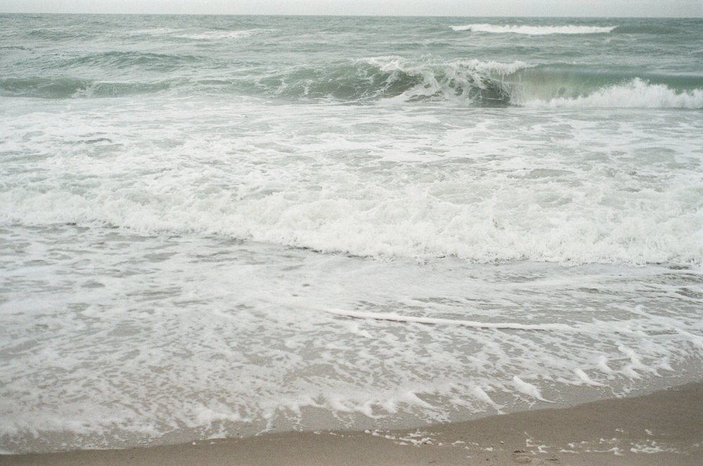 Melbourne Beach film photos Yanitza Ninett photography Orlando Photographer