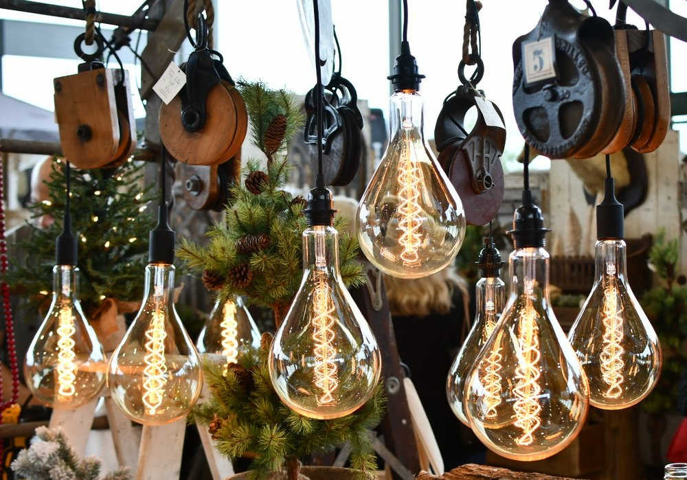 vintage inspired light bulbs Yanitza Ninett photography