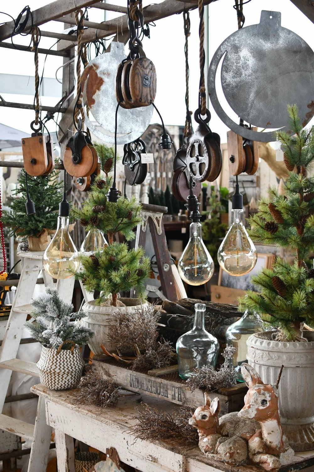 farmhouse vintage decor items Yanitza Ninett Photography