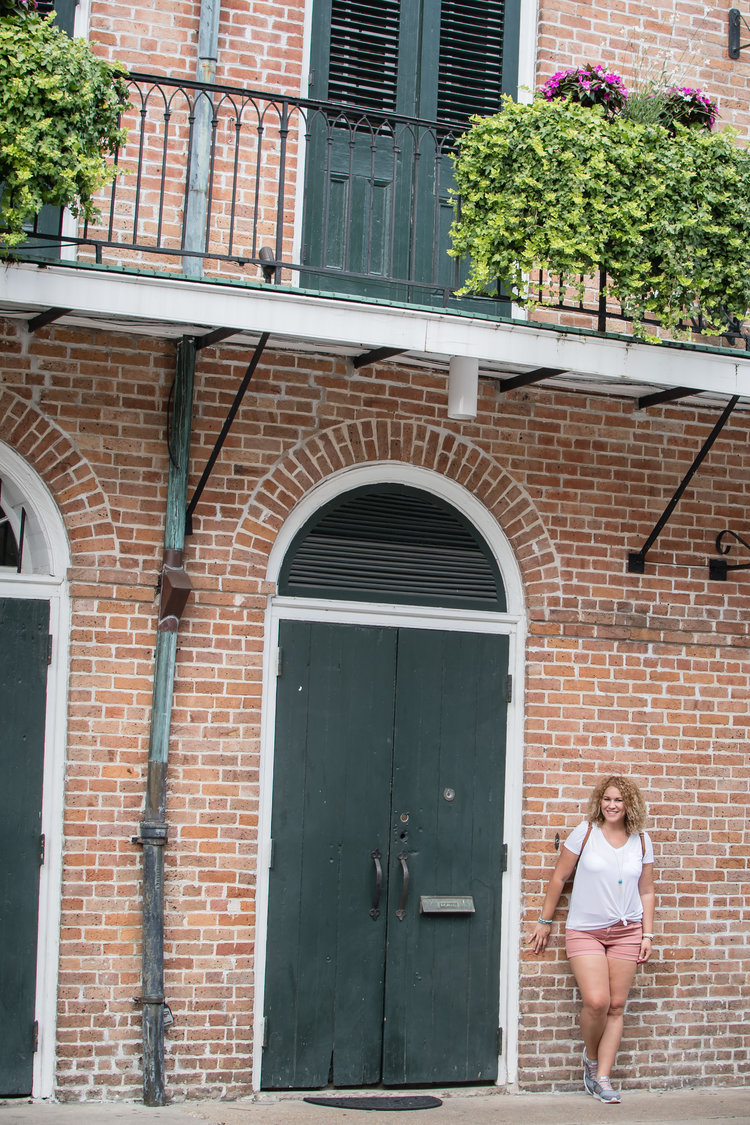 Spending Three Days in New Orleans -