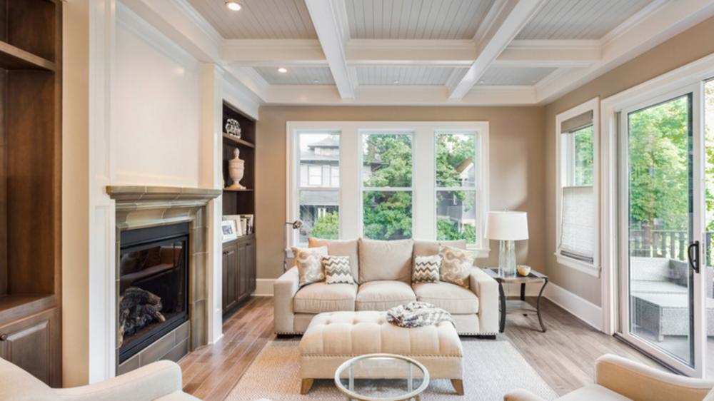 painting living room washington DC area