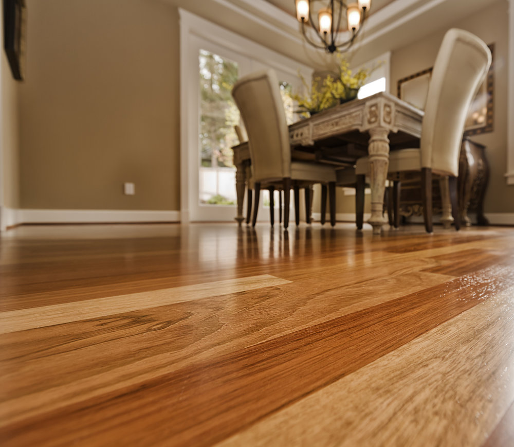 hardwood flooring which wood stain for my Washington DC Home?