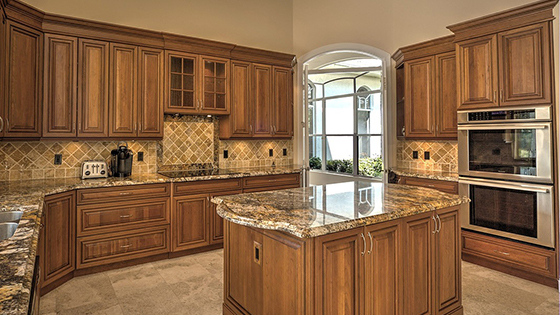 Hardwood Kitchen Cabinets Should you Paint or Stain your Wooden Kitchen Cabinetry? — Bold