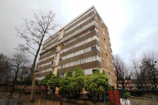 Whitechapel, London E1  £365,000  2 bedrooms 1 reception 1 bathroom