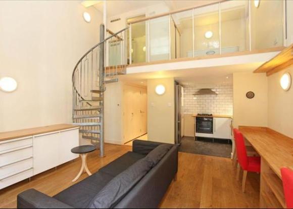 King's Cross, London, N1 £425,000 1 BEDROOM 1 RECEPTION 1 BATHROOM