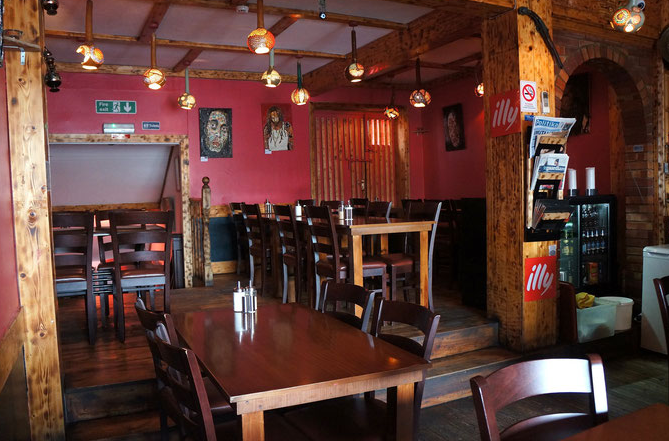 Dalston, London E8  £791 per week  Floor area: 1, 500 sq ft  RESTAURANT / CAFE
