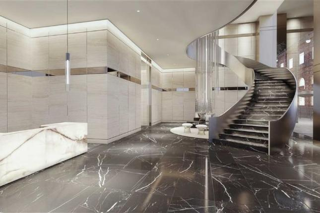 Liverpool Street, London EC2A  £1,007,000 Floor area: 535 sq. ft   1 bedroom 1 reception 1 bathroom