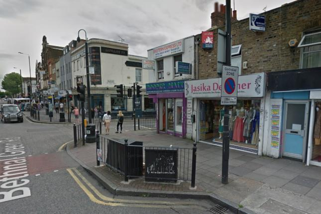 Bethnal Green, London E2  £427 per week  Floor area: 1,000 sq ft  RETAIL