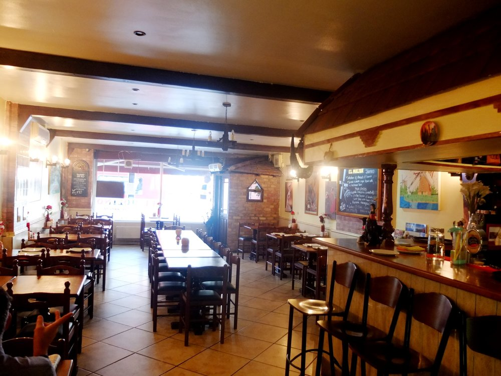Holloway Road, London N7  £462 per week  Floor area: 765 sq ft  RESTAURANT/CAFE