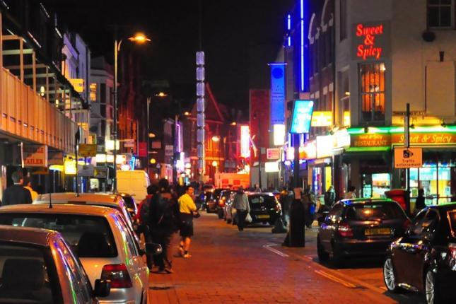 Brick Lane, London E1  £962 per week  Floor area: 725 sq ft  RESTAURANT/CAFE