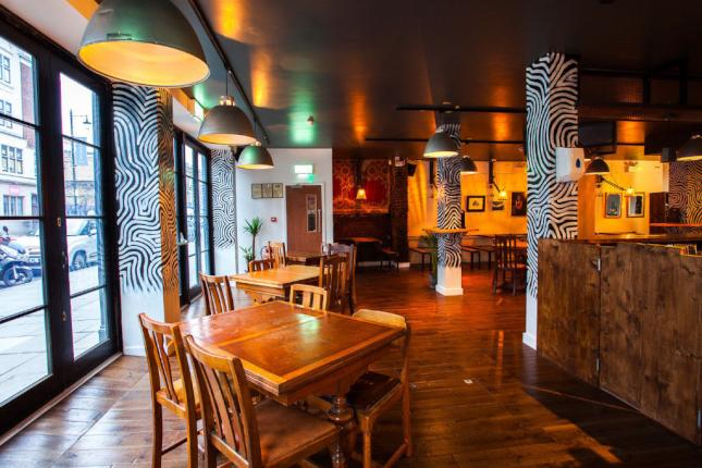 Hoxton, London N1  £1539 per week  Floor area: 4,000 sq ft  PUB/BAR
