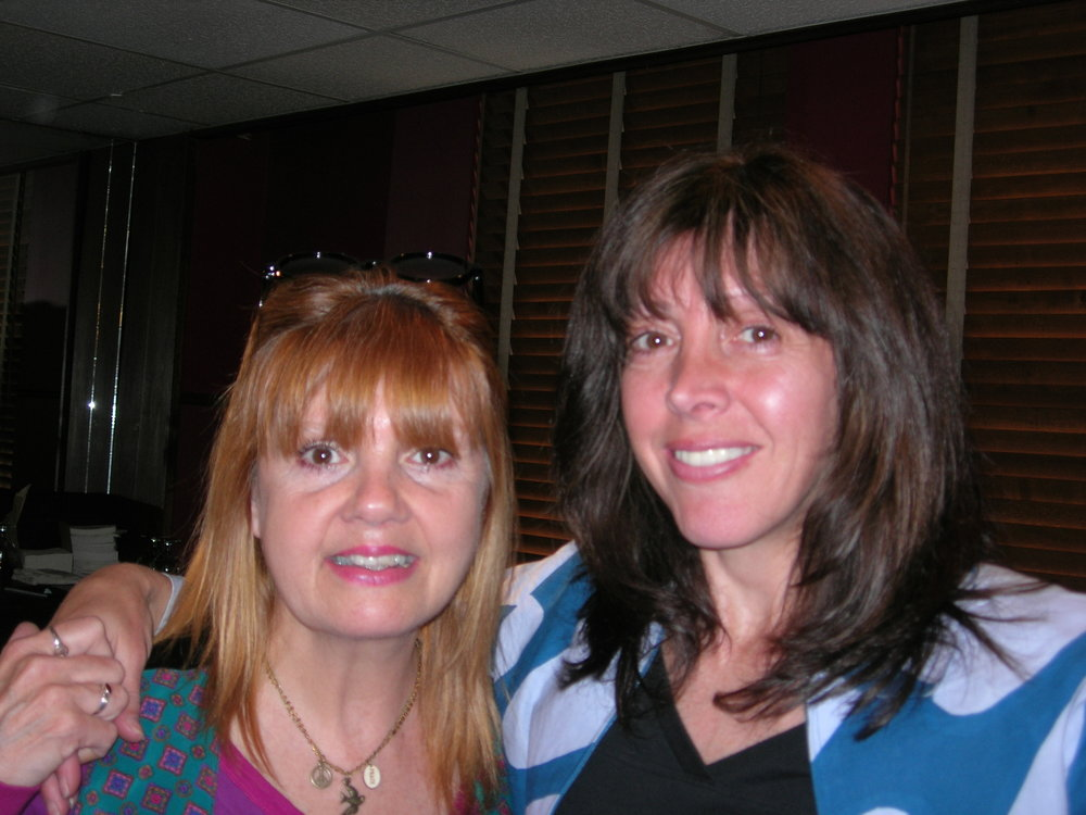 Annie Golden and Meredith Marciano.jpg