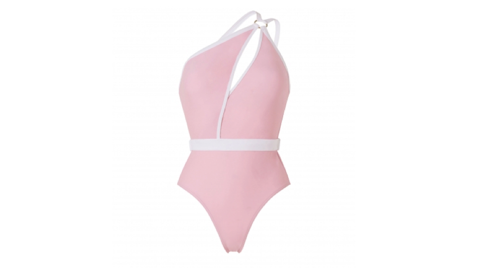 Grace Swimsuit by Alexandra Miro, £190 at  Harvey Nichols