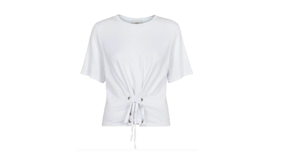 Second Female White Tee, £60 at    Darling and Gold