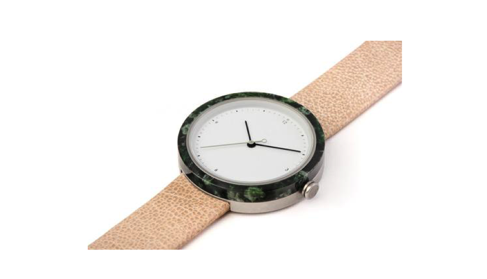 Aravalli Marble Sandstone Watch, £180 at    Concept Store Y