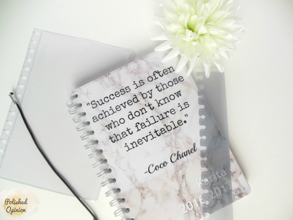 Looking for an affordable, customizable personal planner? Click here for more info!