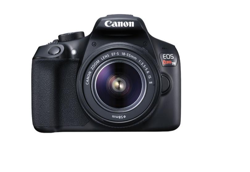 Canon EOS Rebel T6 DSLR