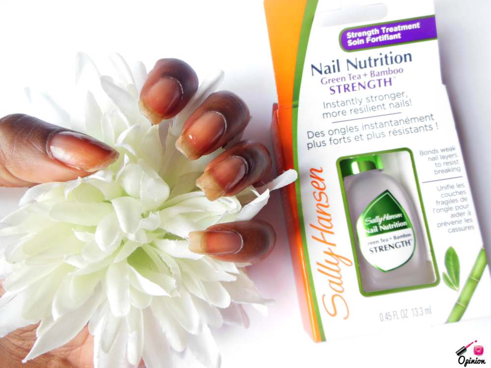 Do YOU want to know if Nail Nutrition by Sally Hansen is worth the money? Click here to find out more!