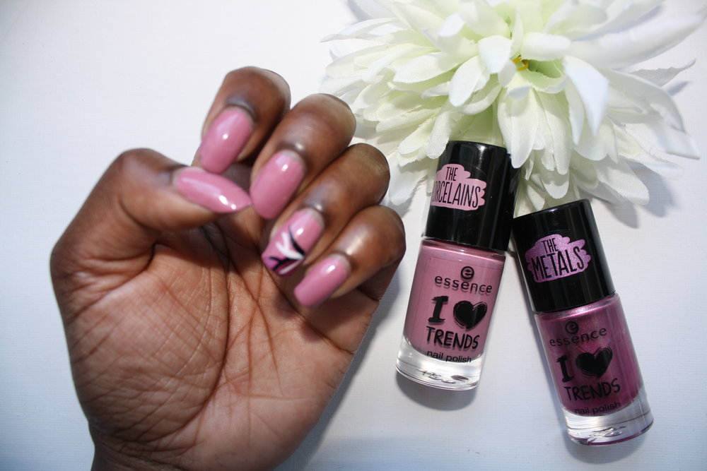 Ever wondered if Essence Cosmetics nail polish was cheap and so worth it, or just cheap?! Well I'm reviewing their gel polish and giving you the 411 on why I WOULD give them another chance! Click to find out more!