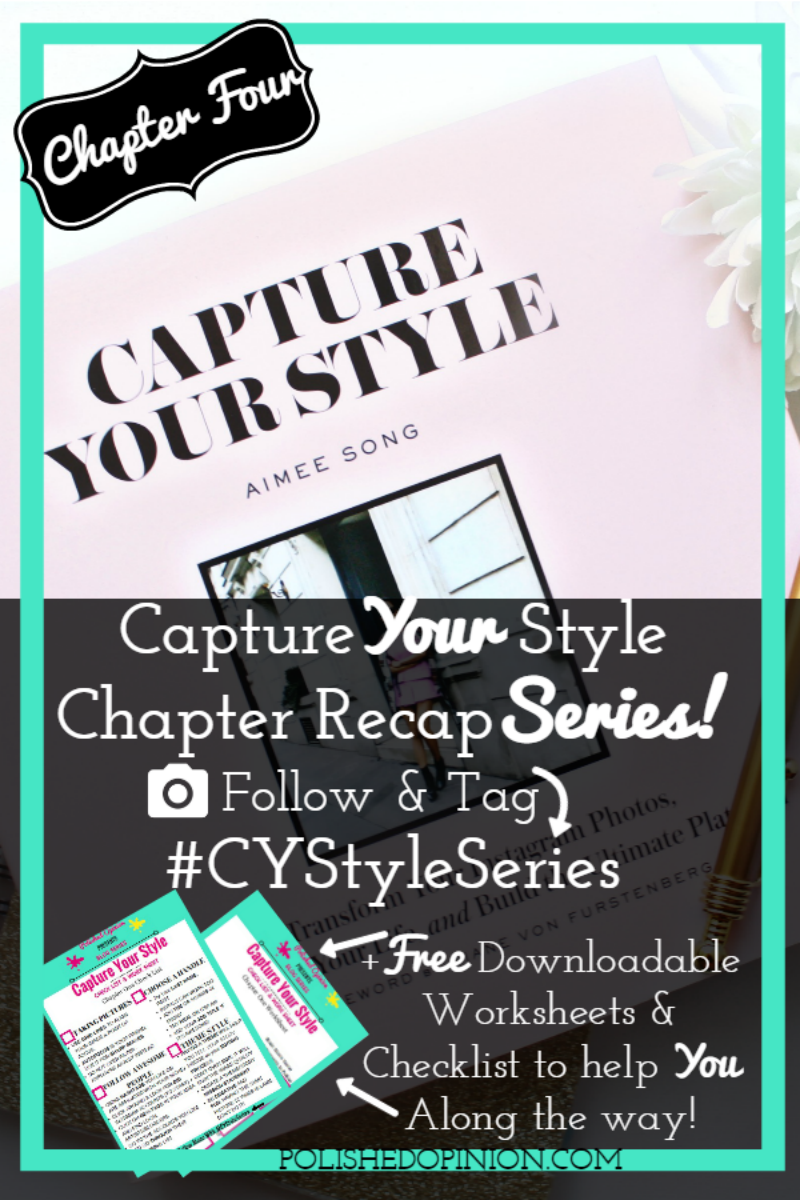 Another Week, ANOTHER AMAZING CHAPTER! Check out Chapter FOUR of this weeks #CYStyleSeries and learn how to GROW and FIND your Audience! Click here to read it now!