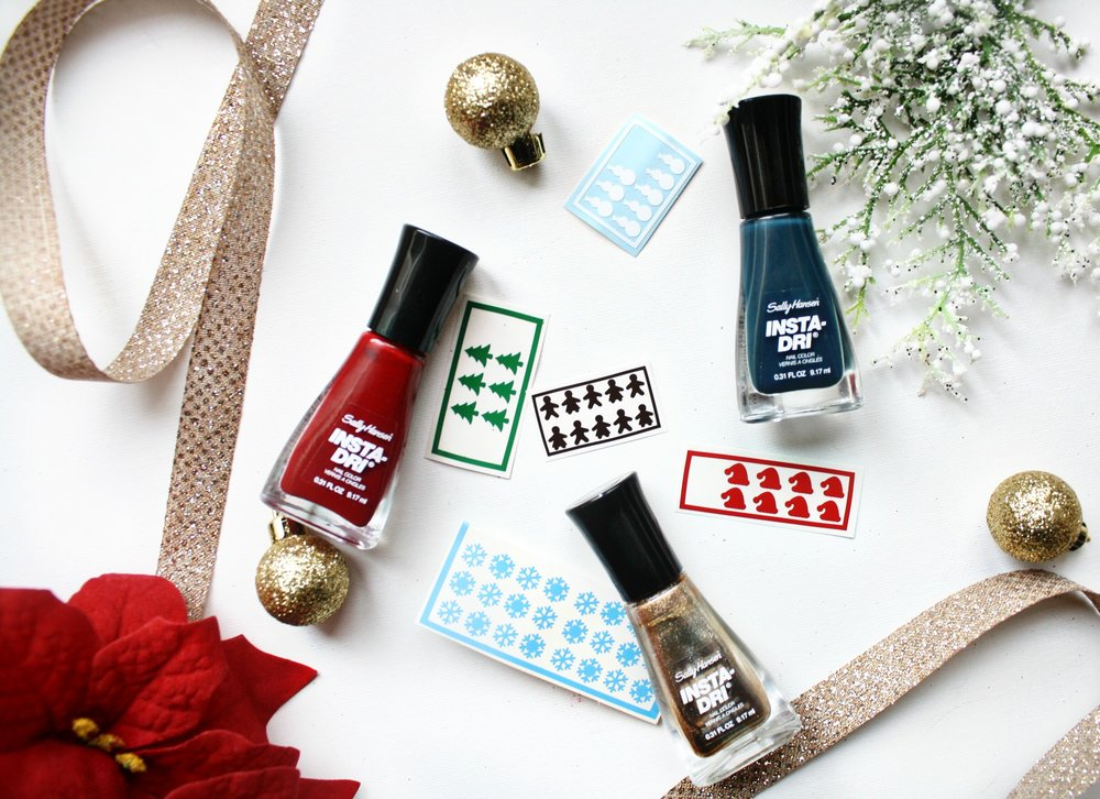 It's our FIRST Christmas here at Polished Opinion and I'm excited to share my list of TOP ten favorite Nail Art Designs with you! So Click the pic to check out my awesome list and shout outs to some amazing nail art designers!