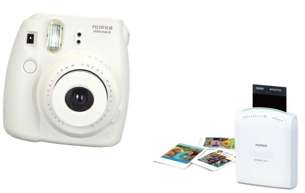 Camera & Printer  Via