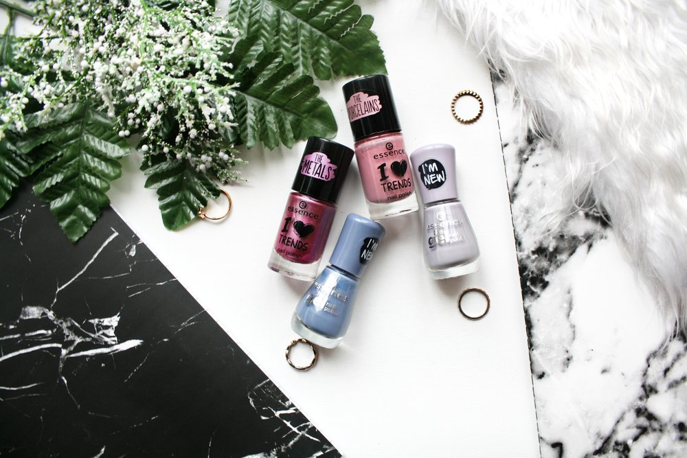 Tonight I'm sharing my FAVORITE nail polish buys of 2016!  Click here to read which one's I was/am obsessed with!