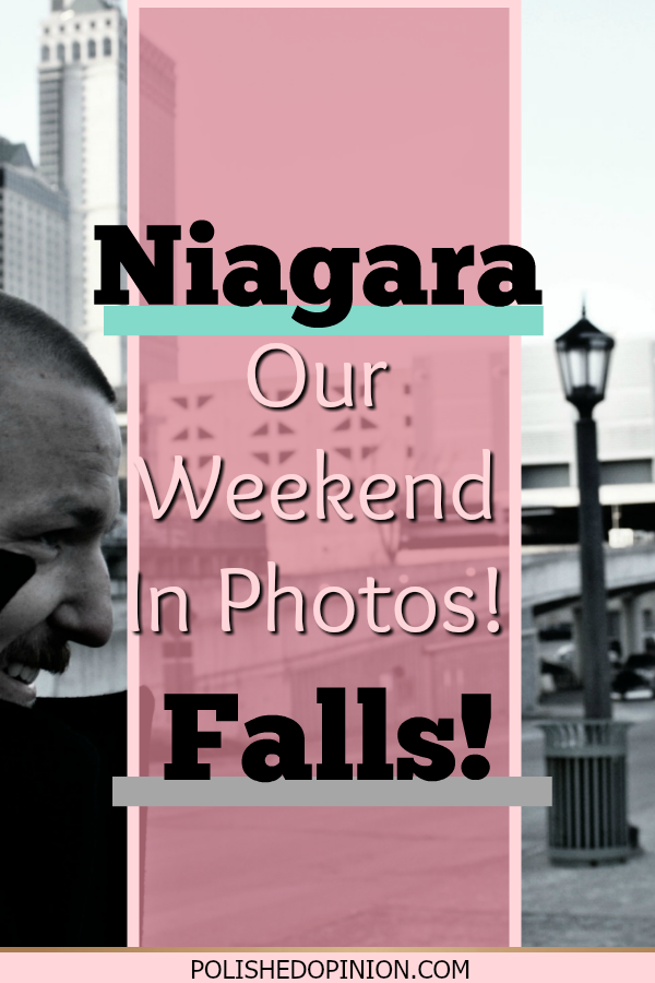 Niagara Falls! Spending time with the people you love! Click the link and check it out! Tell me where you'd like to go in your local area!