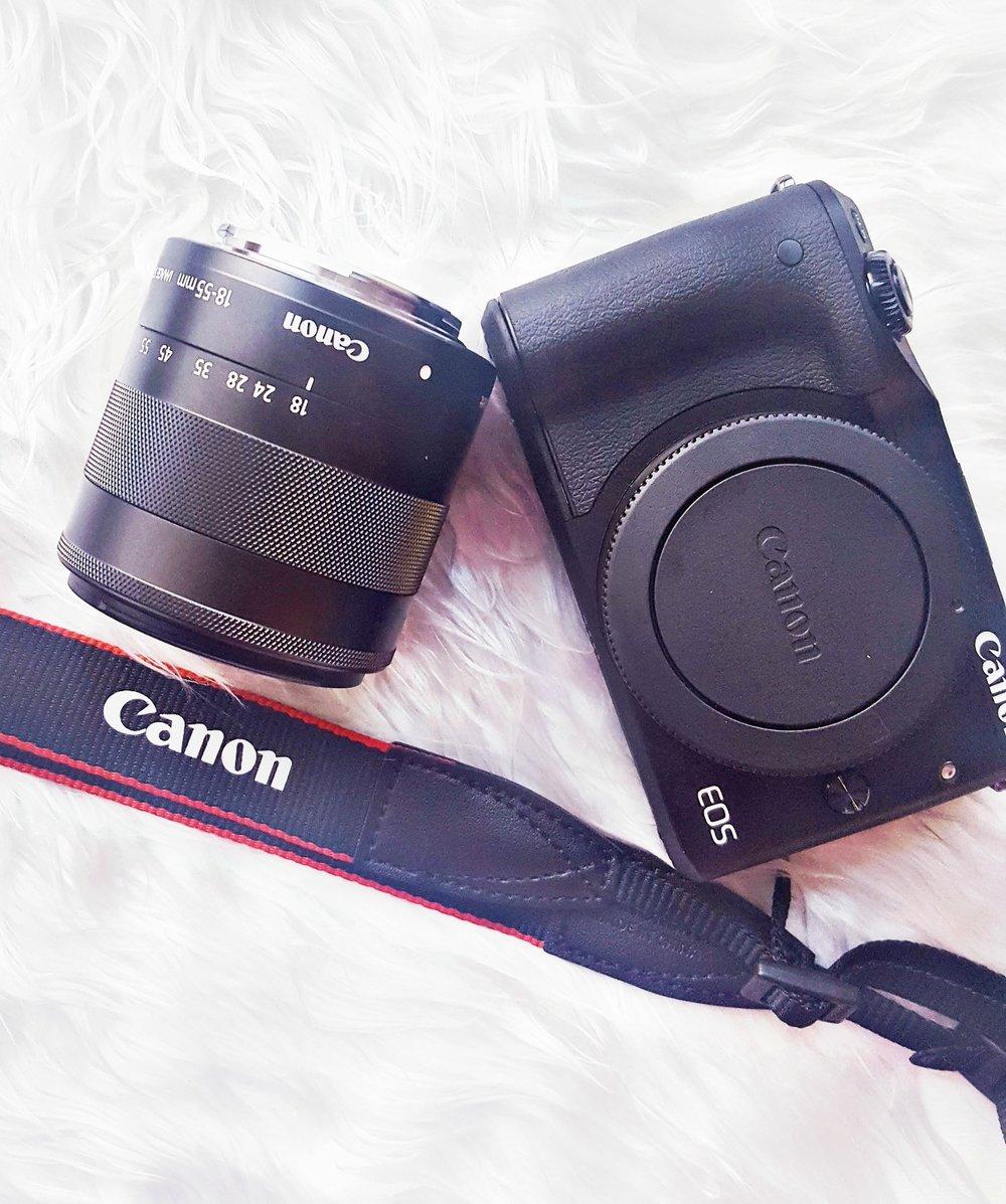 Canon M3 Mirrorless