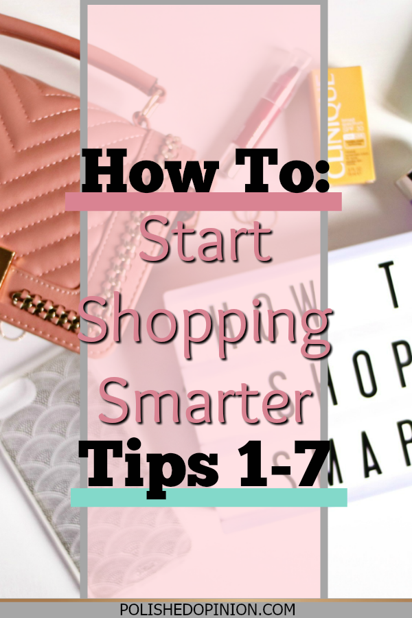 Want to finally learn how to save while shopping?? Then look no further, I'm Finally Sharing my tips to shopping smarter!! Click to read part 1, tips 1 - 7 are LIVE!!
