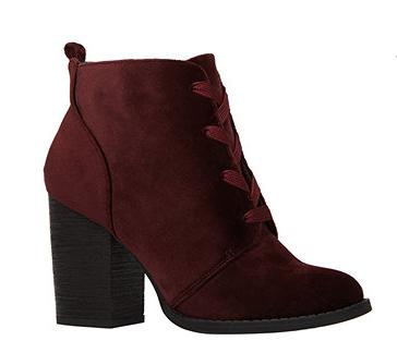 - AFAENI Booties $69.99