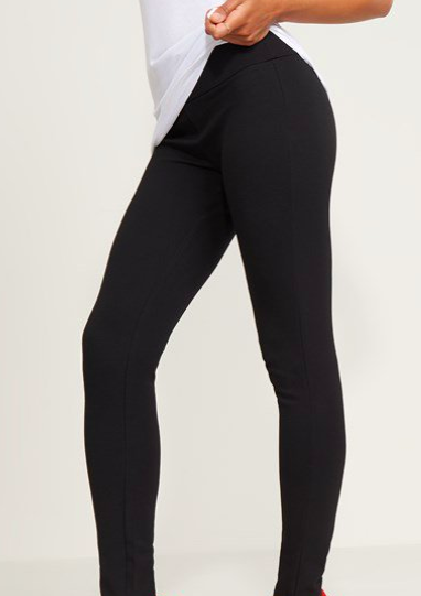 Leggings - Basic Black High Rise Leggings $34.95 CAD BOGO 50% off