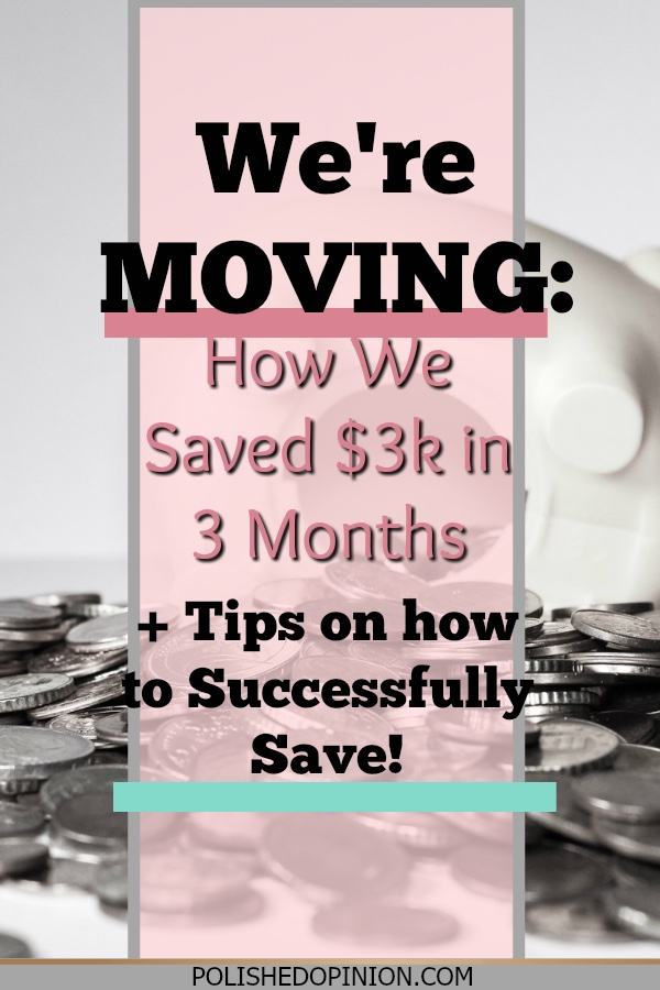 We're have TIPS on how to successfully save UP ON THE BLOG!! Click NOW to jump in!
