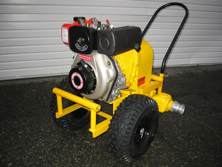 Diesel Diaphragm Pump