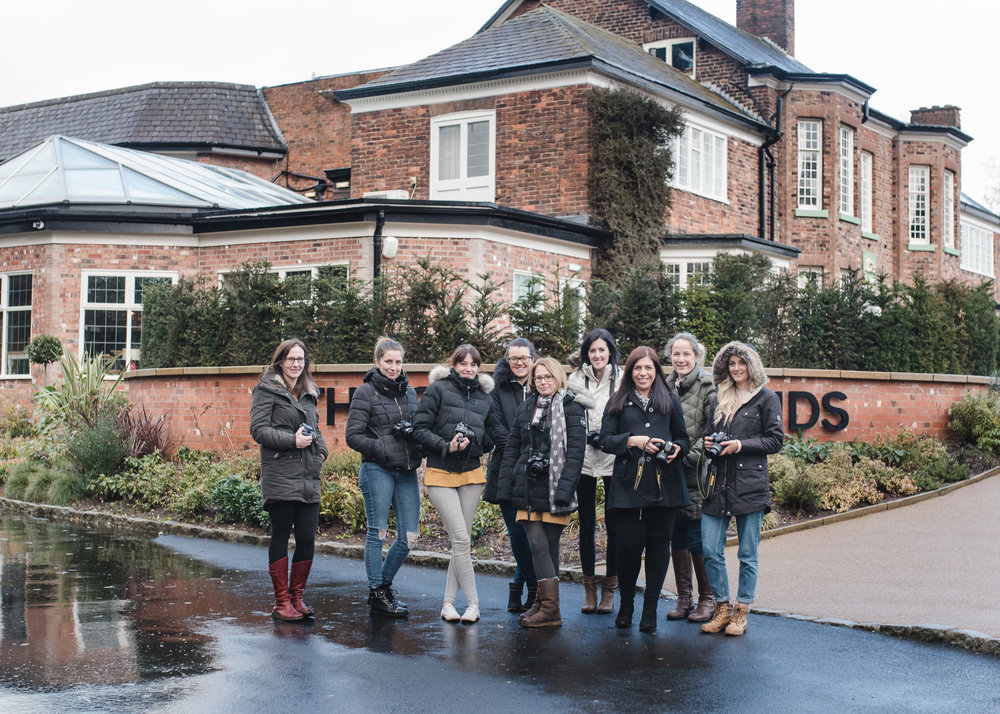 weekend photography course at the stannylands hotel wilmslow