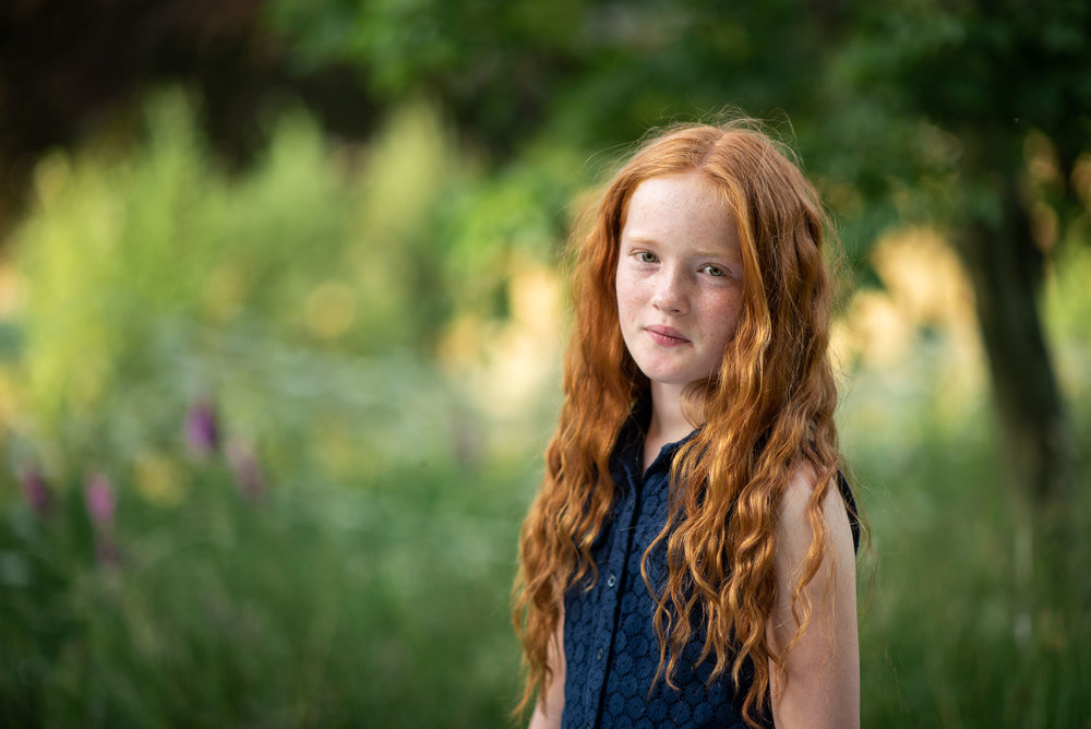 Sunset Minis - For magical child portraits15 minute mini session packageWeekday evening timeslots