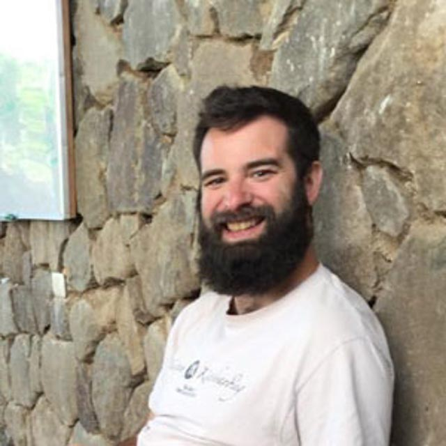 Lesyk Cenko, Lead Developer, Atitlan Organics, Lake Atitlan, Guatemala, Central America, Regenerative Agriculture, Permaculture Course