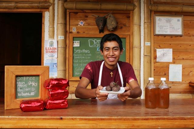 Bambu Guest House, farm-to-table restaurant, organic, Atitlan Organics, Permaculture, Retreat Center, Small Groups, Tzununa, Lake Atitlan, Guatemala, Central America
