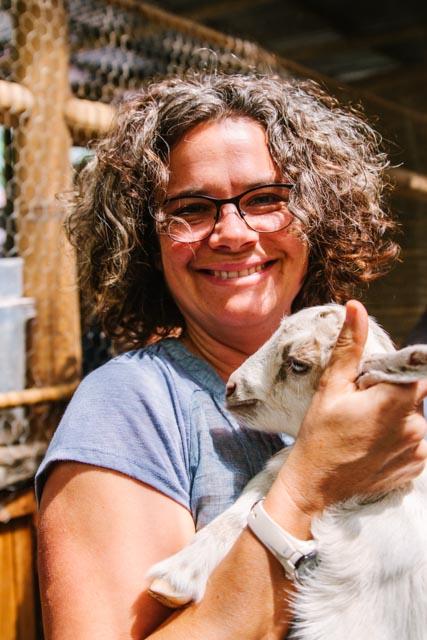 Atitlan Organics Goat