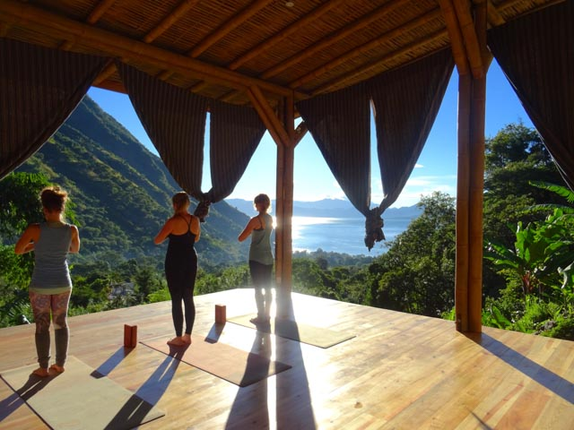 Bambu Guest House, Retreat Center, Ecohotel, Natural Building, Atitlan Organics, Permaculture, Regenerative Design, Lake Atitlan, Guatemala, Central America