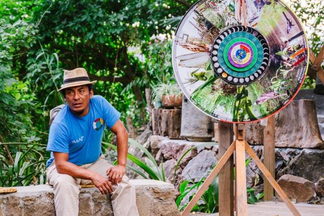 Rony Lec, IMAP,Atitlan Organics, Permaculture Design Certification Course,PDC Permaculture, Tzununa, Lake Atitlan, Guatemala, Central America
