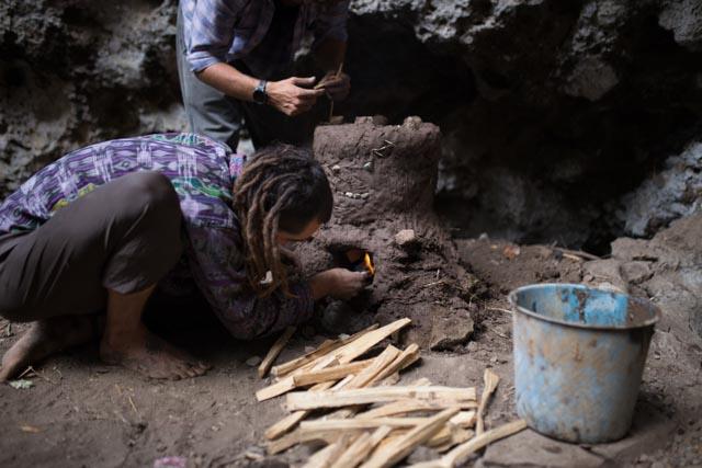Rocket Stove, Atitlan Organics