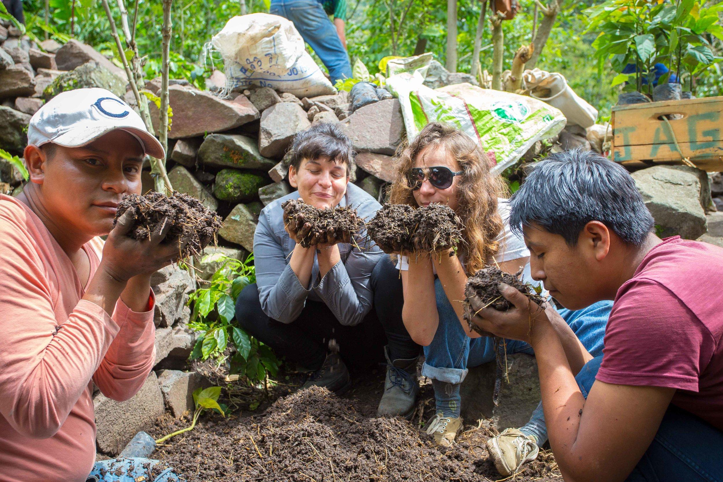 Atitlan Organics — You Can't Eat Coffee: Addressing Coffee 'Food