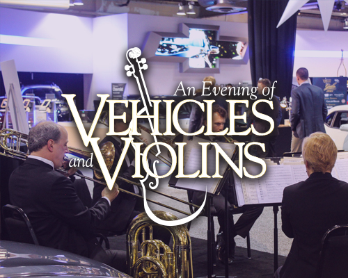 20TH ANNUAL VEHICLES AND VIOLINS GALA