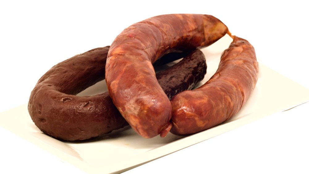 Chouriço and Other Sausages
