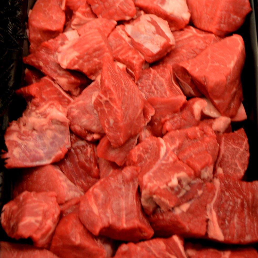 Stew Meat - Carne Guizar