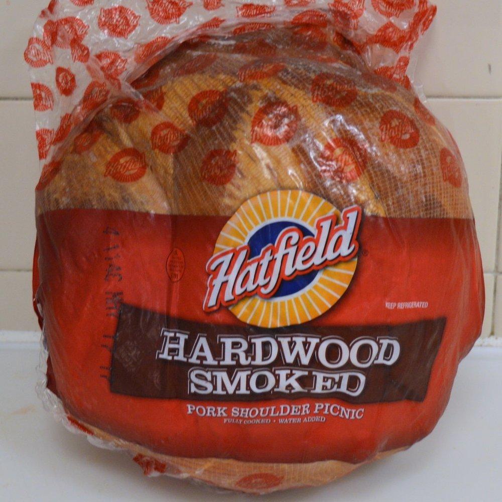 Smoked Shoulder - Ombro Defumado