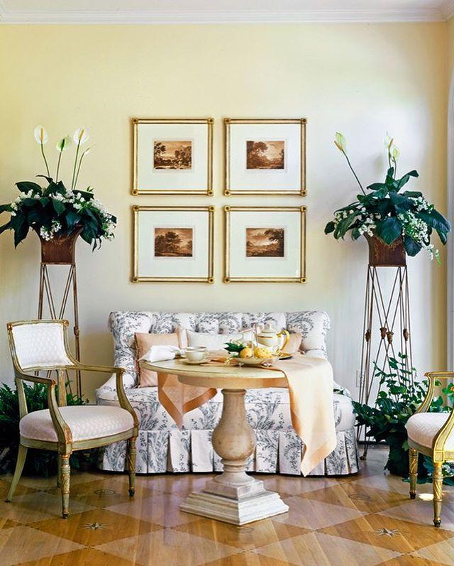 Just got in a pair of gorgeous plant stands by @niermannweeks seen in the Washington D.C. home of Senator Edward M. Kennedy via @archdigest. Shop link in bio! . . . . . #plantstands #italian #decor #decorate #interiorstyling #interiordesign #archdigest #apartmenttherapy #stylist #vintage #interiorinspo #inspo #designer #1stdibs #finditstyleit #chicago #milwaukee #jardiniere  #plants #plantsdecor #plantlife #plantgoals
